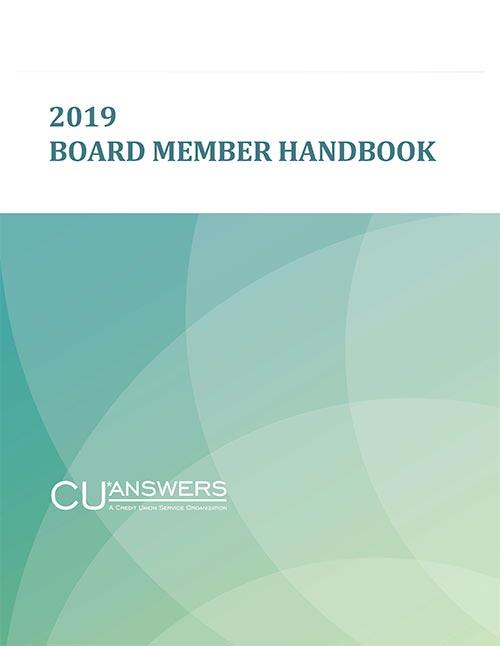 2019 Board Member Handbook